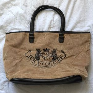 🗝 Juicy Couture Bag🗝